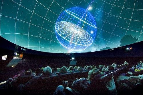Франківці зможуть дивитися сферичне кіно