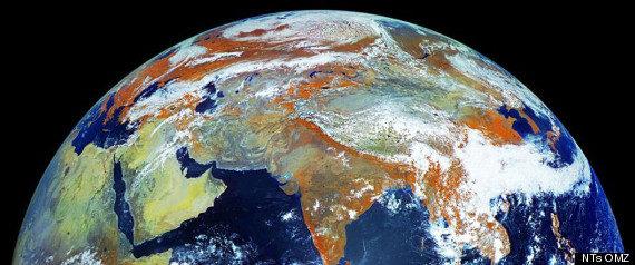 Варто побачити: Найчіткіше космічне зображення Землі