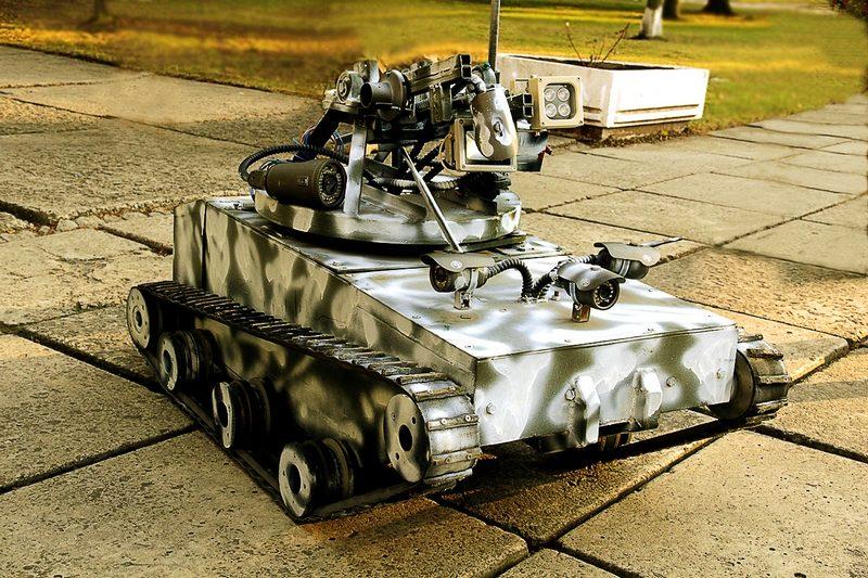 Галичани створили для військових універсальний танк