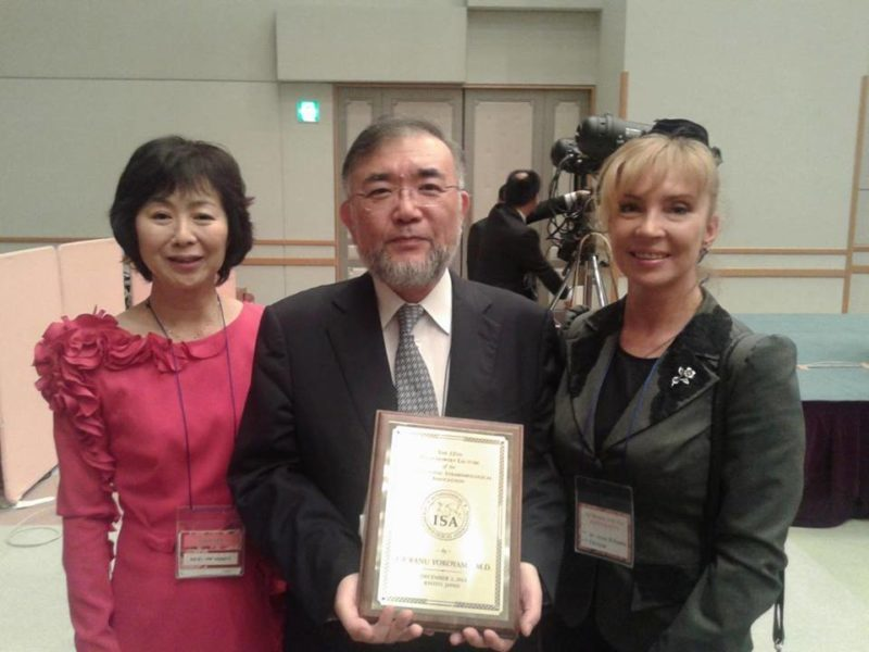 Франківський лікар взяв участь у медичному Конгресі в Японії (ФОТО)