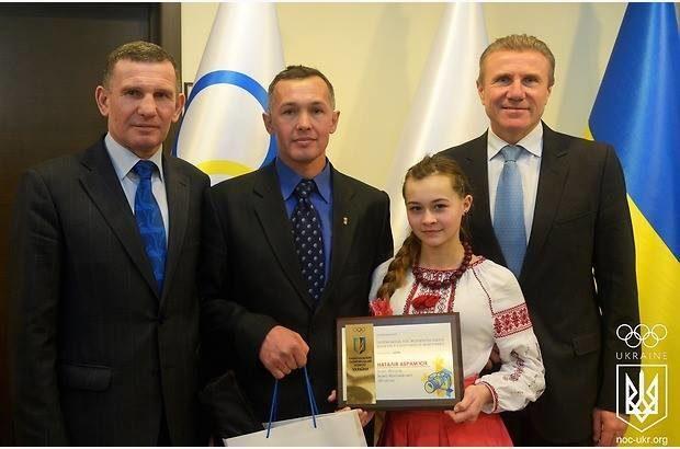 Олімпійський комітет нагородив активних прикарпатців (ФОТОФАКТ)