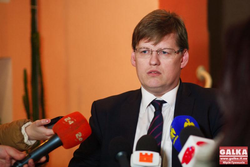 Міністр соціальної політики, Павло Розенко_7563