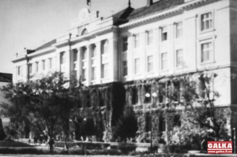 """Старе відео міста Станіслав – """"Відкриття краєзнавчого музею"""", 1959 р. (ВІДЕО)"""