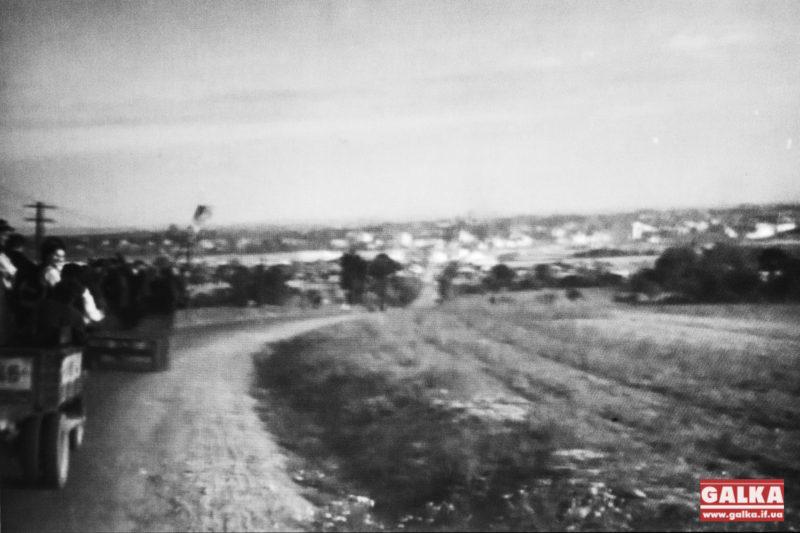 """Старе відео міста Станіслав – """"Види міста"""", 1960 р. (ВІДЕО)"""