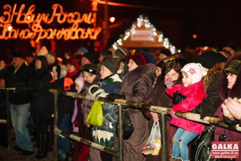 На новорічних ярмарках та розвагах місто заробило 60 тисяч гривень