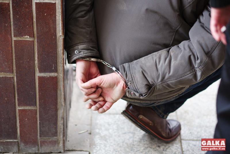 Міліція затримала коломиян, які займалися вуличним грабунком іванофранківців