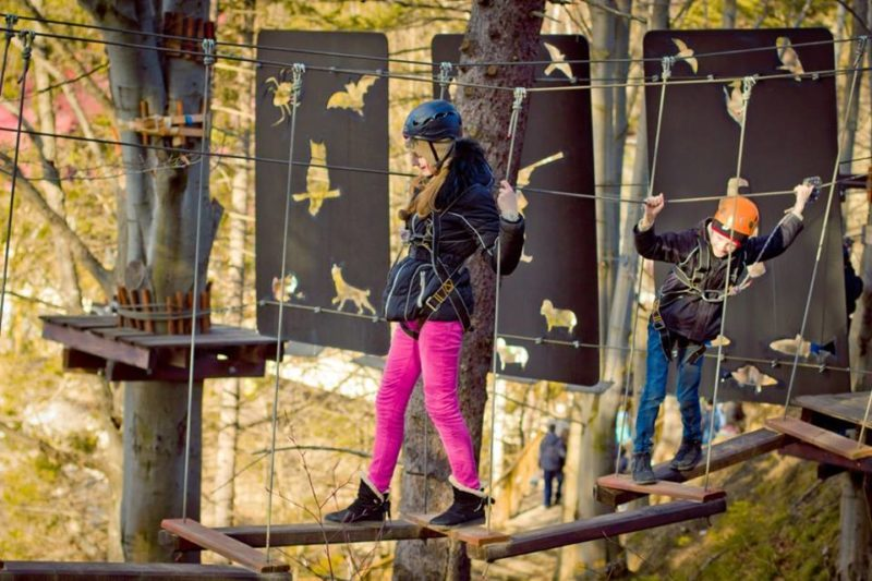 діти альпінізм спорт екстрим