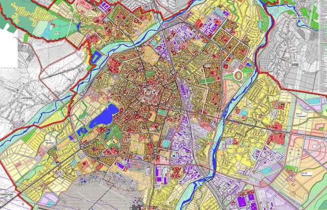 У Франківську перестали видавати містобудівні умови та обмеження