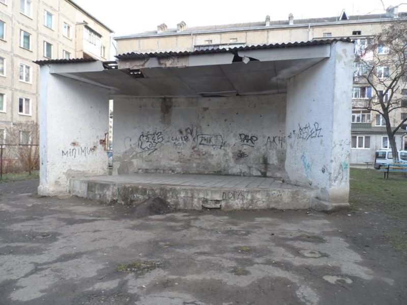 ЄРЦ не має повноважень, щоб реставрувати занедбану малу сцену на Хоткевича