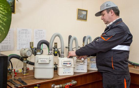 На Прикарпатті планують безкоштовно встановити 3,2 тисяч лічильників газу