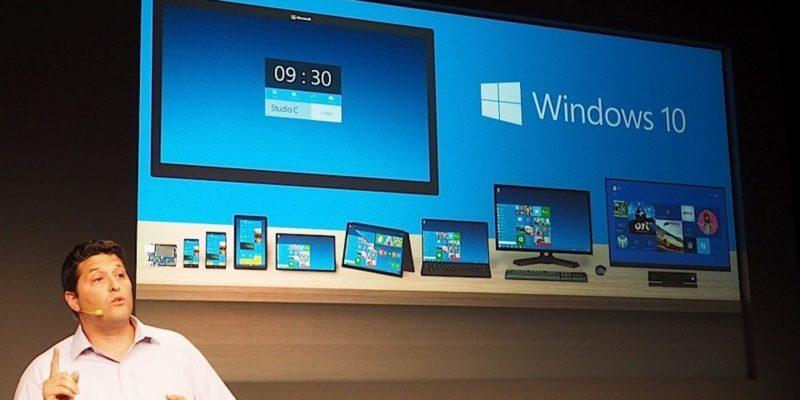 Користувачі Microsoft зможуть безкоштовно оновитися до Windows 10