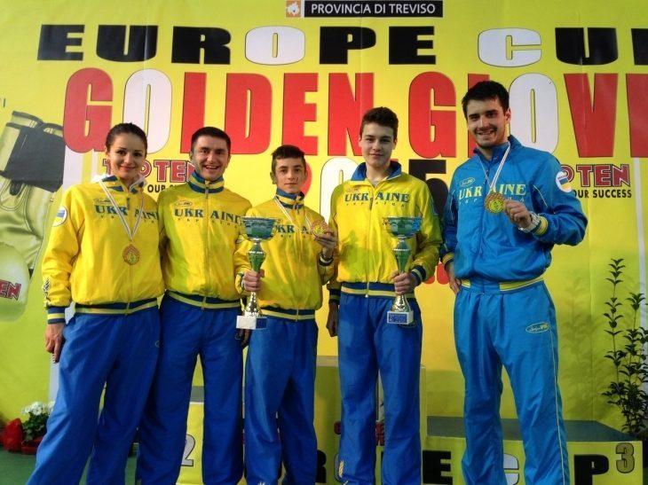 Франківці здобули нагороди на Кубку Європи з кікбоксингу