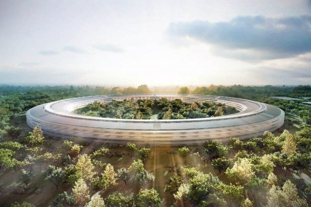 Apple перейде на сонячну енергію для своїх офісів та магазинів