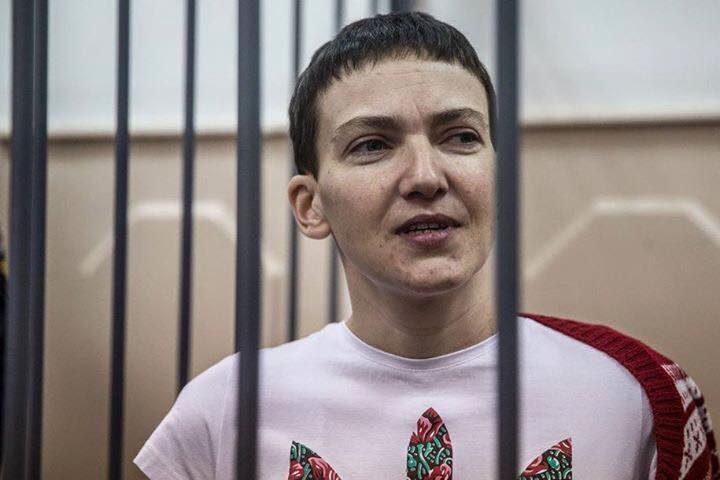 У Росії називають нових людей, на яких готові обміняти Савченко