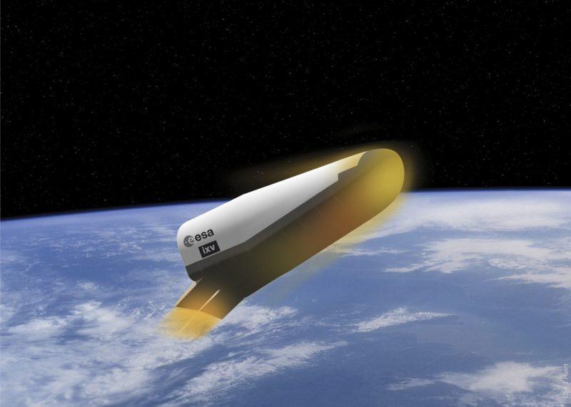Європа запустила перший багаторазовий безпілотний космічний ракетоплан