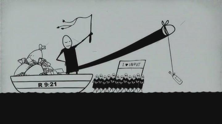 Анімаційний Mr.Freeman розповів правду про Путіна та росіян одним кадром