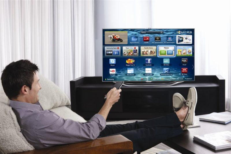 Samsung Smart TV може підслуховувати ваші розмови і збирати інформацію