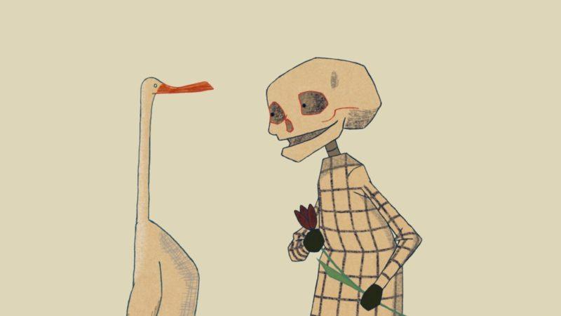 """У Мережі з'явилася українська версія анімаційного фільму """"Качка, Смерть і Тюльпан"""", що розповідає дітям про смерть"""