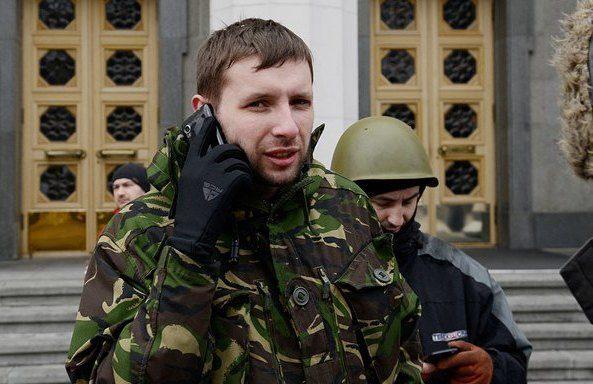 У Раді Парасюк ледь не побив Литвина