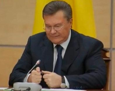 """Янукович у роковини розстрілів на Майдані: """"Напевно, для чогось я потрібен"""""""