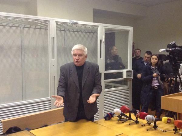 Чечетова взяли під арешт з можливістю застави у 4.9 млн гривень (відео)