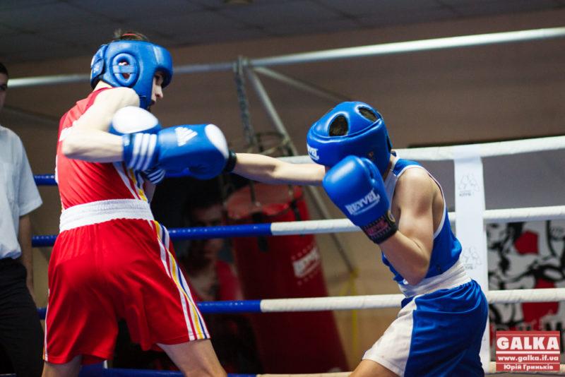 У Долині відбувся турнір найсильніших боксерів України