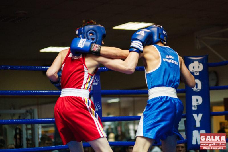 Юні франківські боксери привезли нагороди з всеукраїнського турніру