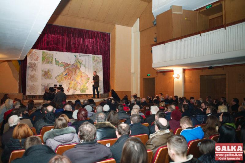 Мешканців міста запрошують на громадські слухання щодо детальних планів територій