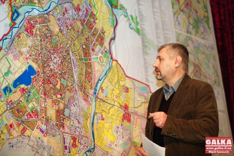 На презентації генплану розказали, де у місті будуть багаторівневі паркінги