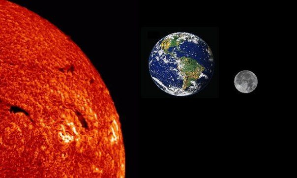Науковці показали найкращі знімки Сонця за останні п'ять років