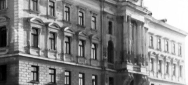 «Старе відео міста Станіслав» – Медичний інститут (ВІДЕО)