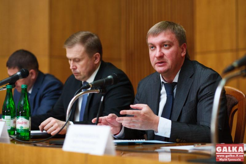 Павло Петренко, міністр юстиції України_9314