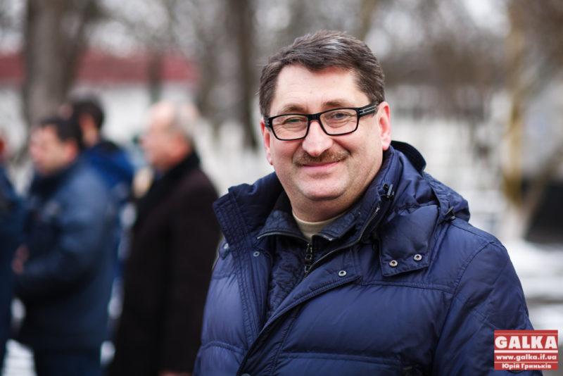Головний лікар Івано-Франківська отримав повістку і йде на службу до армії