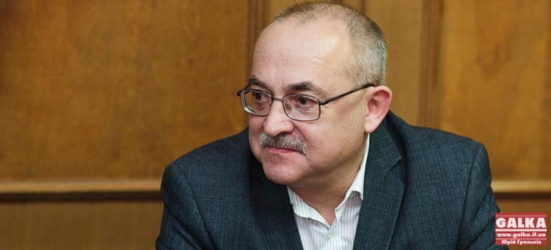 Голова Івано-Франківської облради пройшов медкомісію і збирається до армії
