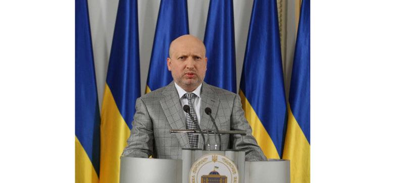 Україна буде реагувати на авіацію РФ, як Туреччина – Турчинов