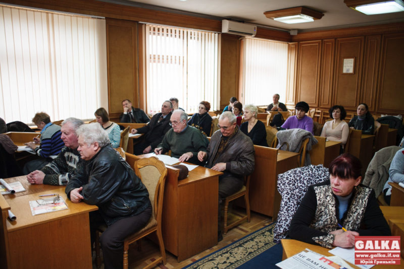 """""""ЄРЦ"""" прозвітував перед громадською радою (ФОТО)"""