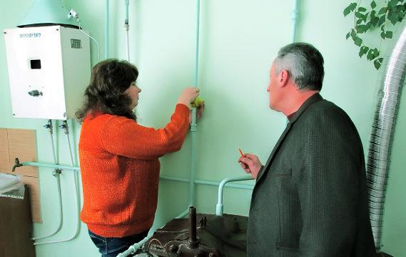 Контролери тепер можуть самостійно відключати споживачів від газопостачання