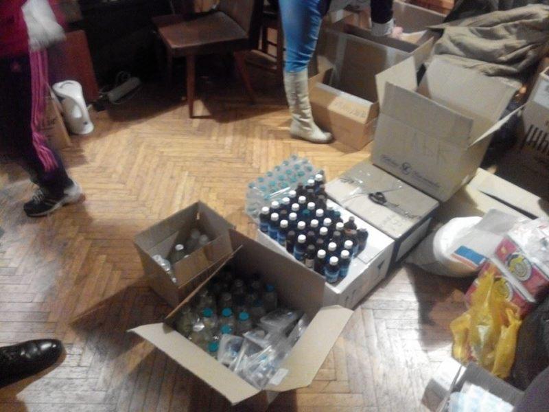 У Франківську волонтери збирають ліки для військових