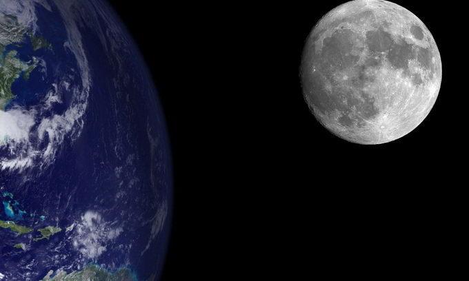 """У NASA показали, який вигляд має """"темна"""" сторона Місяця (відео)"""