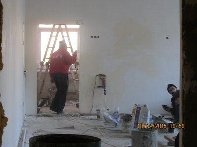 Тривають ремонтні роботи у дитячому садку Ромашка на Вовчинецькій (ФОТО)