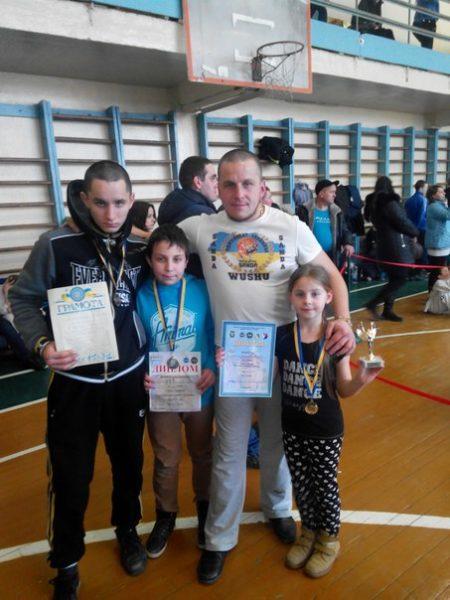 Троє франківців здобули нагороди на змаганнях з тхеквондо у Дрогобичі