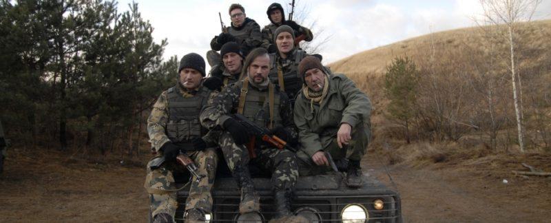 """Вийшов перший трейлер патріотичного серіалу """"Гвардія"""" про Майдан і АТО"""