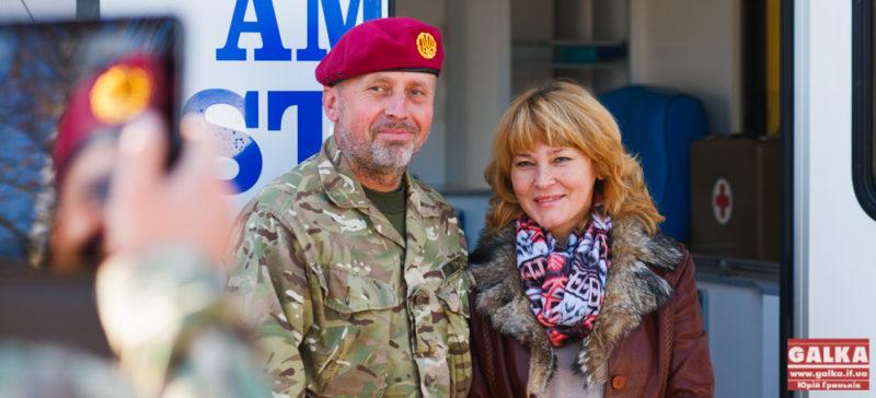 Лідія Анушкевичус розповіла про відправлення волонтерської допомоги на Схід
