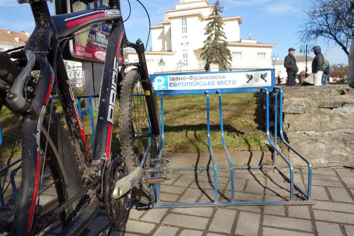 велосипед, веломісто