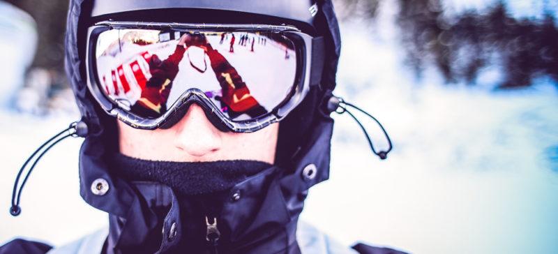 Бійці АТО проводять реабілітацію на лижах
