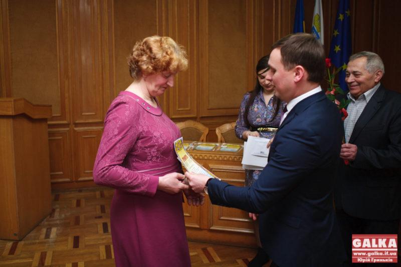 Франківських комунальників привітали з професійним святом (ФОТО)