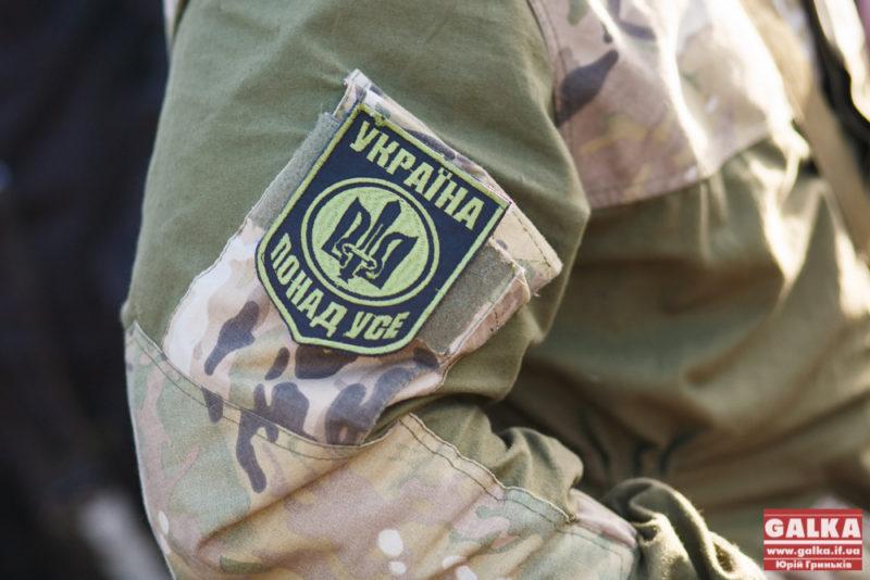 Волонтери стають захисниками і переходять на службу в армію