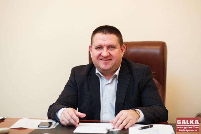 Руслан Гайда, заступник голови міста з комунального господарства: «Впродовж кількох років ми вийдемо на достойний рівень у комунальній сфері»