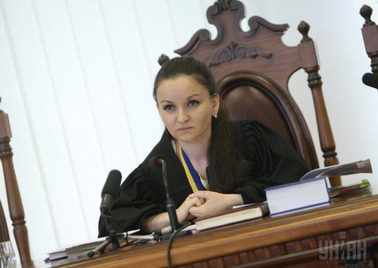 Одіозна суддя Царевич була відмінницею і захистила «магістерку» з європейського права