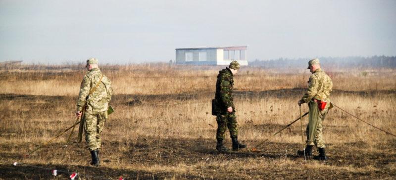 У селах області виявили та знешкодили три снаряди часів Другої світової